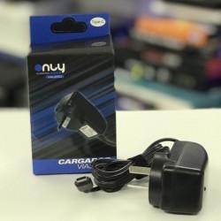 CARGADOR ONLY MICRO USB 1A