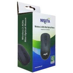 Mouse Inalambrico Nisuta...
